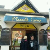 Photo taken at Pizzeria Lenka by lukas f. on 10/13/2012