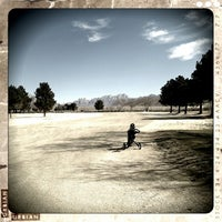 Photo taken at NMSU Golf Course by Tobias H. on 2/18/2013