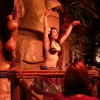 Photo taken at The Tiki Terrace by Fred G. on 7/27/2013