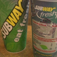 Photo taken at Subway by Ashley F. on 4/24/2013