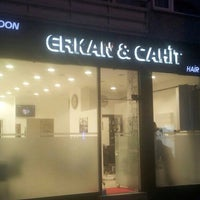 Photo taken at SALON ERKAN & CAHİT by Cahit on 2/14/2014