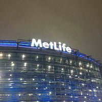 Photo taken at MetLife Stadium by mike b. on 12/10/2012