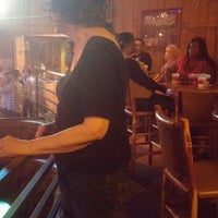 Photo taken at Stampede Mesquite Grill & Dance Emporium by Elena on 6/26/2014
