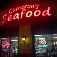 Photo taken at Cameron's Seafood Market by Daryel J. on 9/11/2013