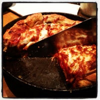 Photo taken at Uno Pizzeria & Grill - Columbia by Vlad on 3/8/2013