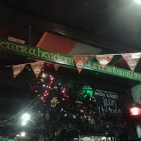 Photo taken at The Fiddler's Elbow - Irish Pub by Scott W. on 12/21/2012