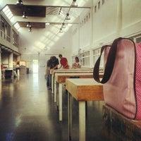 Photo taken at Faculdade de Arquitectura da Universidade de Lisboa by Margarida F. on 10/1/2012