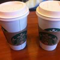 Photo taken at Starbucks by Saylor B. on 10/10/2012