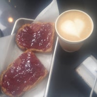 Photo taken at Andante Coffee Roasters by Chris L. on 7/31/2018