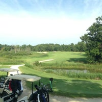 Photo taken at Kettle Moraine Golf Club by Ryan S. on 7/13/2013