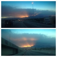 Photo taken at Summerlin Parkway by Adam C. on 4/1/2014