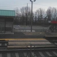 Photo taken at SEPTA Eddystone Station by Andrew B. on 12/31/2012