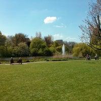 Photo taken at Buckingham Palace Gardens by Мариан И. on 5/2/2013