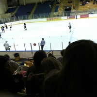 Photo taken at William G. Mennen Sports Arena by Soomin S. on 1/4/2013
