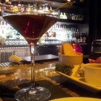 Photo taken at HIT Bar & Lounge by Steve on 10/1/2013