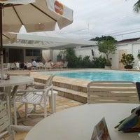Photo taken at Ubatuba Palace Hotel by Luis Felipe S. on 12/12/2012