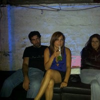 Photo taken at Indómito Restobar by Claudia R. on 3/28/2013