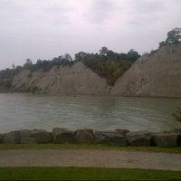 10/13/2012 tarihinde Kyle H.ziyaretçi tarafından Scarborough Bluffs'de çekilen fotoğraf