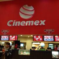 Photo taken at Cinemex Premium Metepec by Herman 👑 O. on 1/5/2014