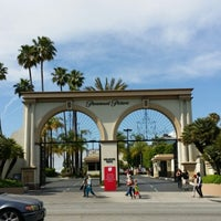 Photo taken at Paramount Studios by Cinemills C. on 4/27/2014