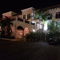 Photo taken at Spanish Court Hotel by Tony Y. on 11/12/2013