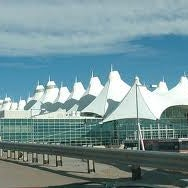 Photo taken at Denver International Airport (DEN) by WallyPark P. on 11/26/2012
