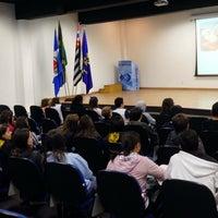 Photo taken at Colégio Objetivo Rio Claro by Iuri D. on 5/31/2014