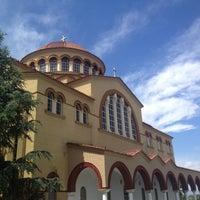 Photo taken at Αγιος Αχιλλειος by Stavros P. on 6/5/2013