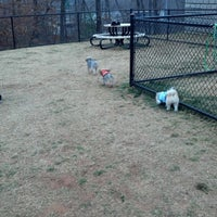Photo taken at Broadstone Dog Park by Mike on 3/11/2013