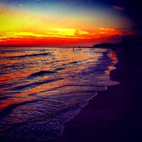 Photo taken at Sunset Beach by Éric C. on 8/17/2015