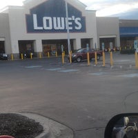 Photo taken at Lowe's Home Improvement by Mari on 2/15/2013