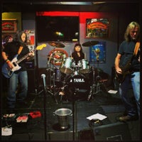 Photo taken at Rock Bottom Sports Bar and Grill by Ray K. on 1/27/2013