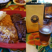 Photo taken at Cholo's Homestyle Mexican by Ray K. on 1/1/2016
