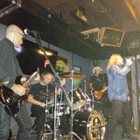 Photo taken at Rock Bottom Sports Bar and Grill by Ray K. on 4/26/2015
