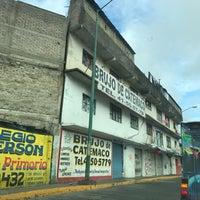 Photo taken at Los Reyes La Paz by Emmanuel G. on 8/29/2017