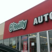 Photo taken at O'Reilly Auto Parts by Tony S. on 8/1/2013