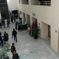 Photo taken at Centro de Servicios Administrativos Jose María Morelos by Unknown R. on 2/12/2016