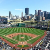Photo taken at PNC Park by Greg T. on 4/21/2013