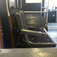 Photo taken at MTA Maryland 33 Bus by James C. on 3/11/2013