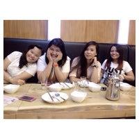 Photo taken at K-Chicken Hauz by Jeneveive N. on 4/7/2014