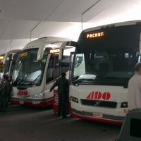 Photo taken at Terminal Central de Autobuses del Norte by Jesus H. on 3/15/2013