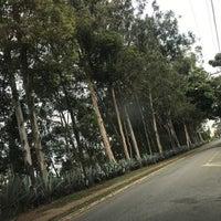 Photo taken at Pista de Cooper - Rua da Prata by Vinicius M. on 12/10/2017