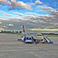 Photo taken at Samsun Çarşamba Airport (SZF) by ♠️Eda♠️ on 11/13/2012