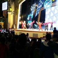 Photo taken at Lotte World Garden Stage by Woon Sook J. on 4/26/2013