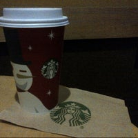 Photo taken at Starbucks by Salvador G. on 11/15/2012