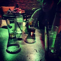 Photo taken at Fizz Bar & Grill by John M. on 5/1/2013
