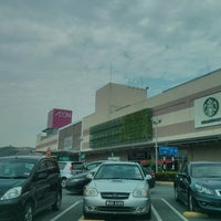 Photo taken at AEON Rawang Anggun Shopping Centre by Jason L. on 3/9/2013