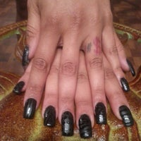 Photo taken at Ray Shine Nails & Spa by Allie I. on 6/14/2013