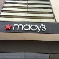 Photo taken at Macy's by Ferez K. on 4/7/2013
