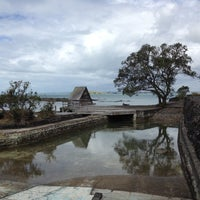 Photo taken at Rangitoto Island by Chris D. on 11/15/2012